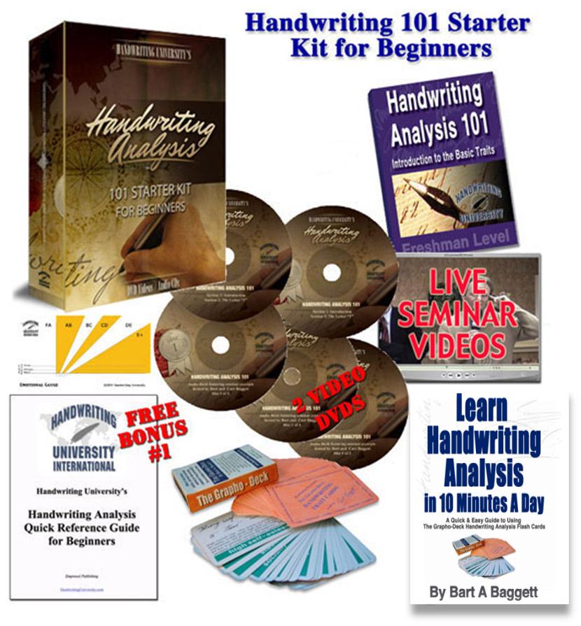 handwriting analysis certification accredited